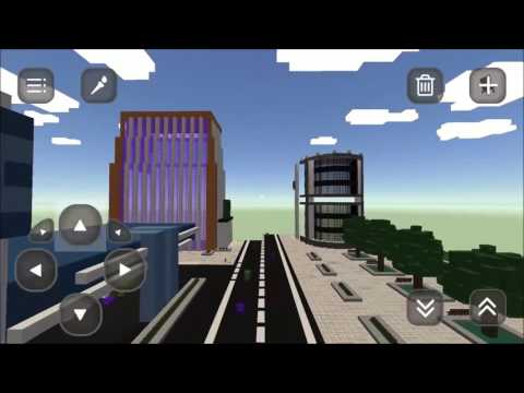 Build Craft - design & build your own city in minecraft style! iOS & Android