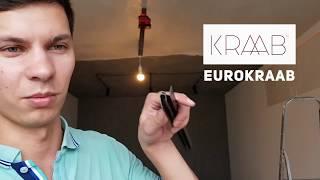 Небольшой обзор теневого профиля EuroKRAAB на готовом объекте