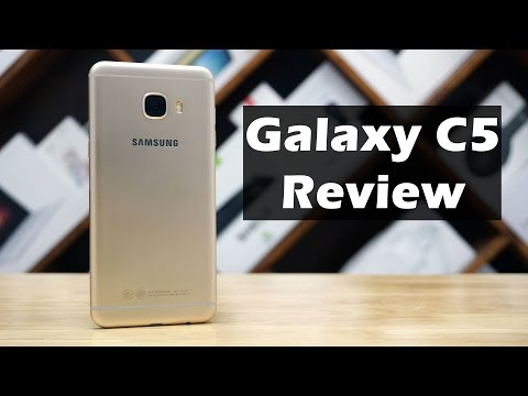 Samsung Galaxy C5 Review!