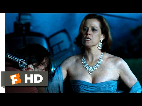 Paul (2011) - The Big Guy Scene (10/10) | Movieclips
