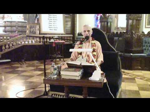Lecture - Prahladananda Swami - SB 9.13.4-5 - Vasistha vs Vishvamitra