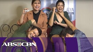 Dikitan Challenge with the stars of Halik