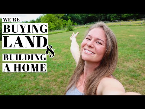 BUYING LAND + BUILDING A HOUSE + STARTING A HOMESTEAD | What's Coming Next | Selling First Hous