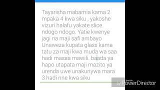 Dawa kwa wenye matatizo ya magoti maumivu