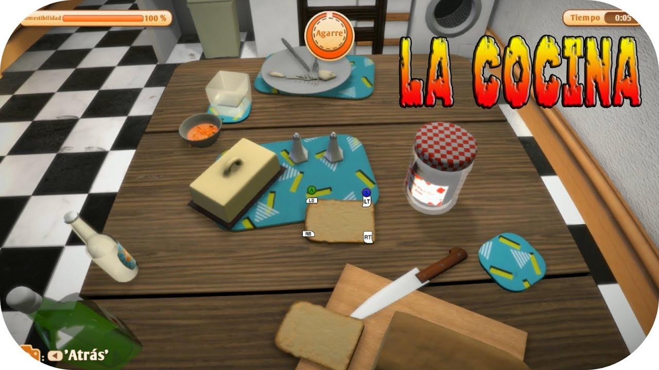 Simulador soy una tostada la cocina es muy for Simulador de cocinas integrales online