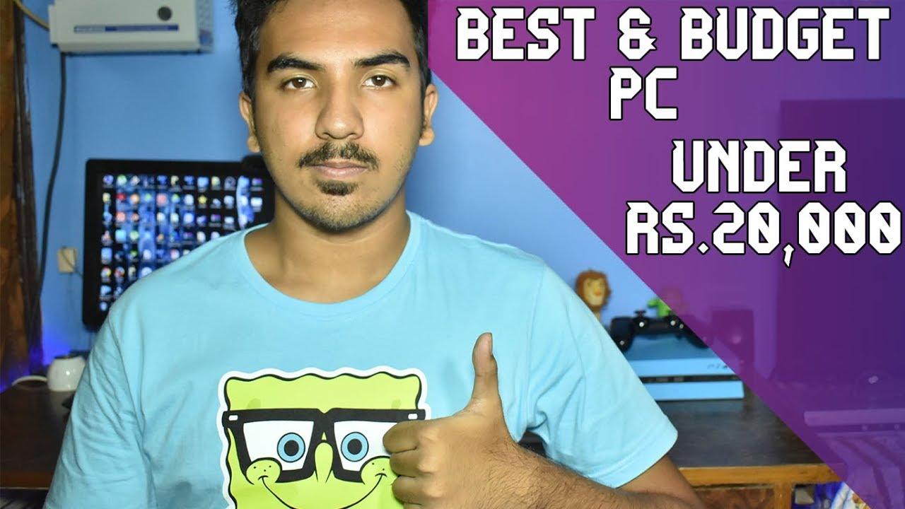 Best Budget Pc Build India