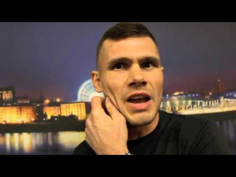 MARTIN MURRAY SAYS HE MAY 'POSSIBLY' RETIRE IF HE DOESN'T BEAT ARTHUR ABRAHAM - INTERVIEW FOR IFL TV