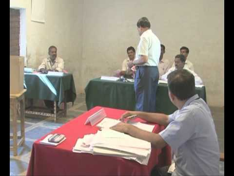 Bangalore Election Training
