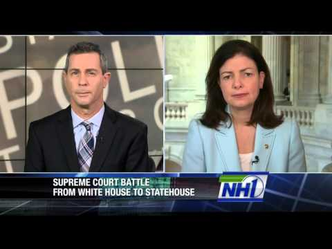 Kelly Ayotte on Merrick Garland's nomination and the Supreme Court vacancy, WBIN, 3.20.2016