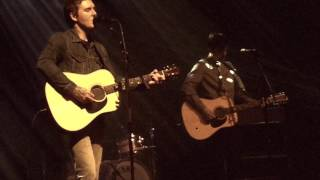 BRIAN FALLON & THE CROWES-HONEY MAGNOLIA(SPECIAL EDIT) GLASGOW ABC 6/4/16
