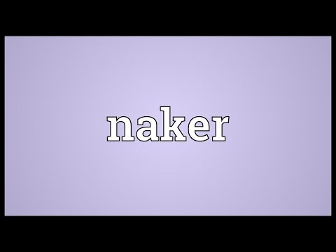 Header of naker