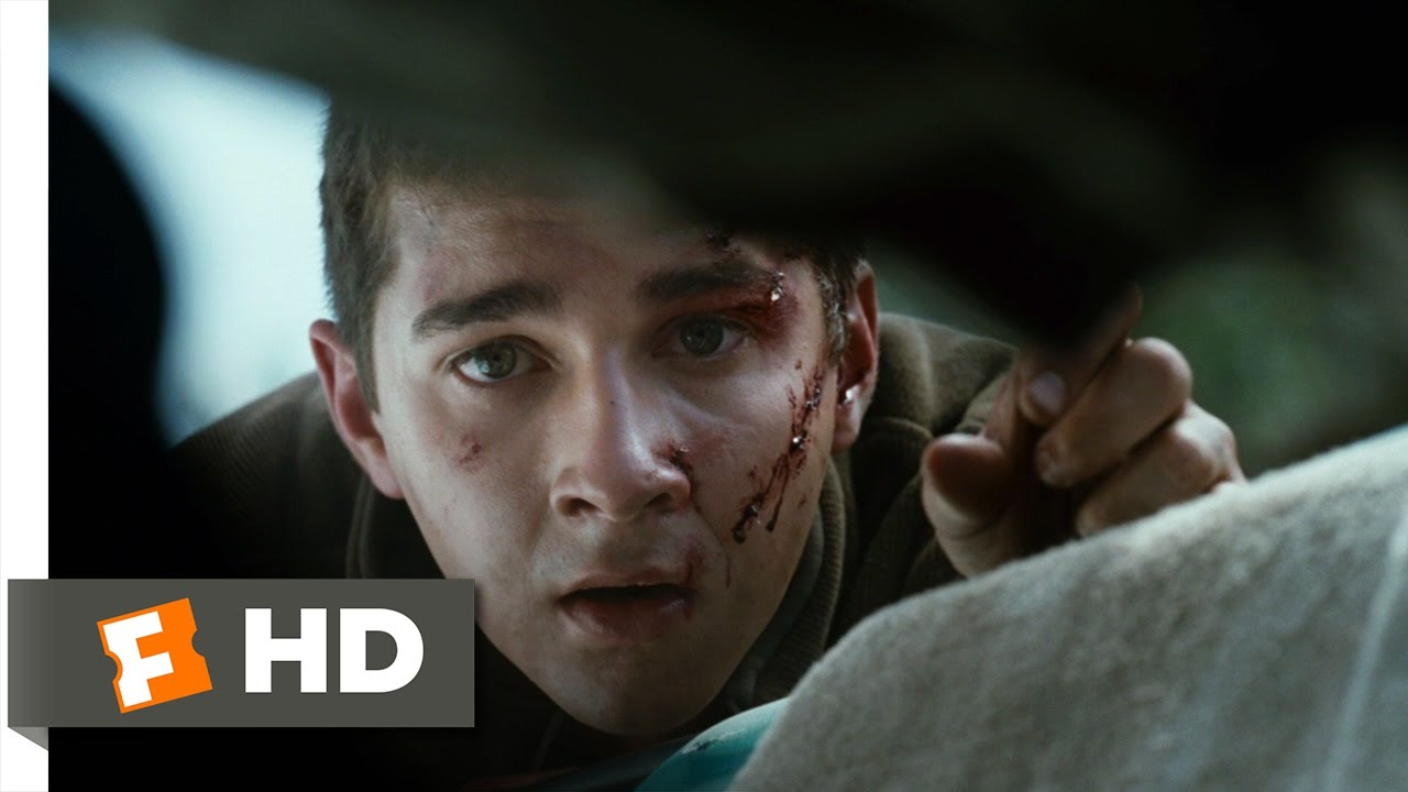 Disturbia (1/9) Movie CLIP - Car Accident (2007) HD
