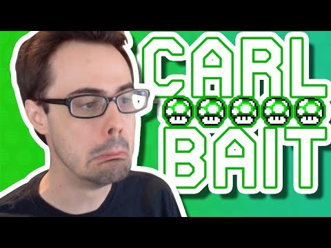 Escape From Carl's Science Lab (I GET NO RESPECT 😠) | Super Mario Maker