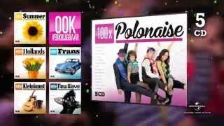 100 x POLONAISE - 5CD - TV-Spot