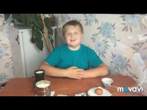 ХВОРОСТ за 15 минут! | Хрустики | Лёгкий рецепт I SunnyGuy