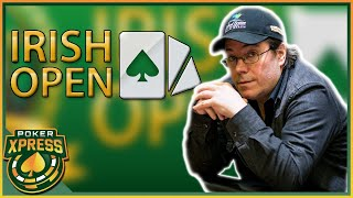 WSOP Main Event Champion Jamie Gold at the 2009 Irish Poker Open!