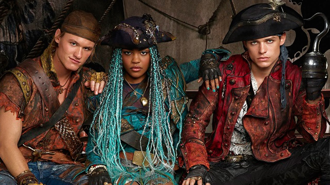 Image result for descendants 2 cast