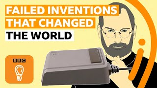 Four failed inventions that changed the world | BBC Ideas
