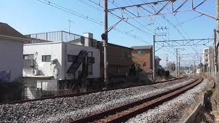 2/18 京成電鉄3000形+DE10 1662号機