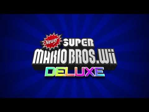 Newer Super Mario Bros. Wii Plus - Announcement Trailer