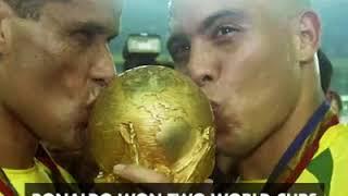 Oh My Goal  Brazilian Ronaldo loves soccer more than