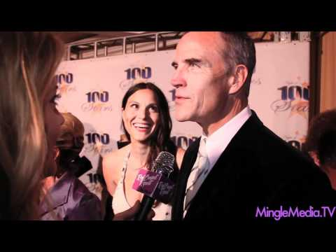 Richard Burgi @ Night of 100 Stars Red Carpet