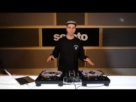 Pioneer DJ DJM-S3 Walkthrough