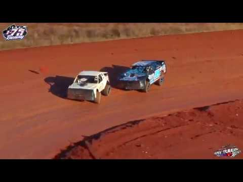 B-Hobby / Thunder @ I-75 Raceway   Feature (11-24-19) - dirt track racing video image