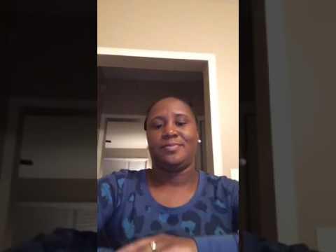 The Crushing; The Making Of An Intercessor - Prophetess Kisha Cephus