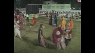 Gujarati Garba Songs - Lions Club Navratri 2010 Kalol - Sarla Dave - Day 2 - Part 11