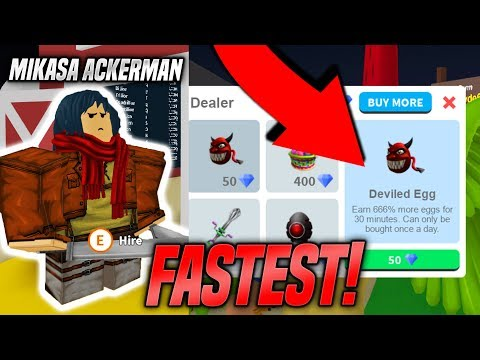 FASTEST WAY TO GET EGGS IN EGG FARM SIMULATOR!! (Roblox)