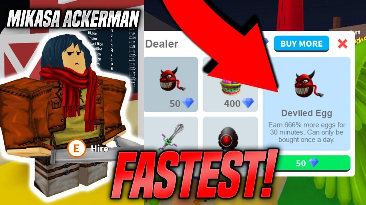 Youtube Roblox Egg Farm Simulator - Fastest Way To Get Eggs In Egg Farm Simulator Roblox