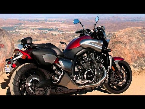 YAMAHA V MAX - Japanese Technical Excellence