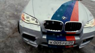 Обзор BMW X6M 700 HP