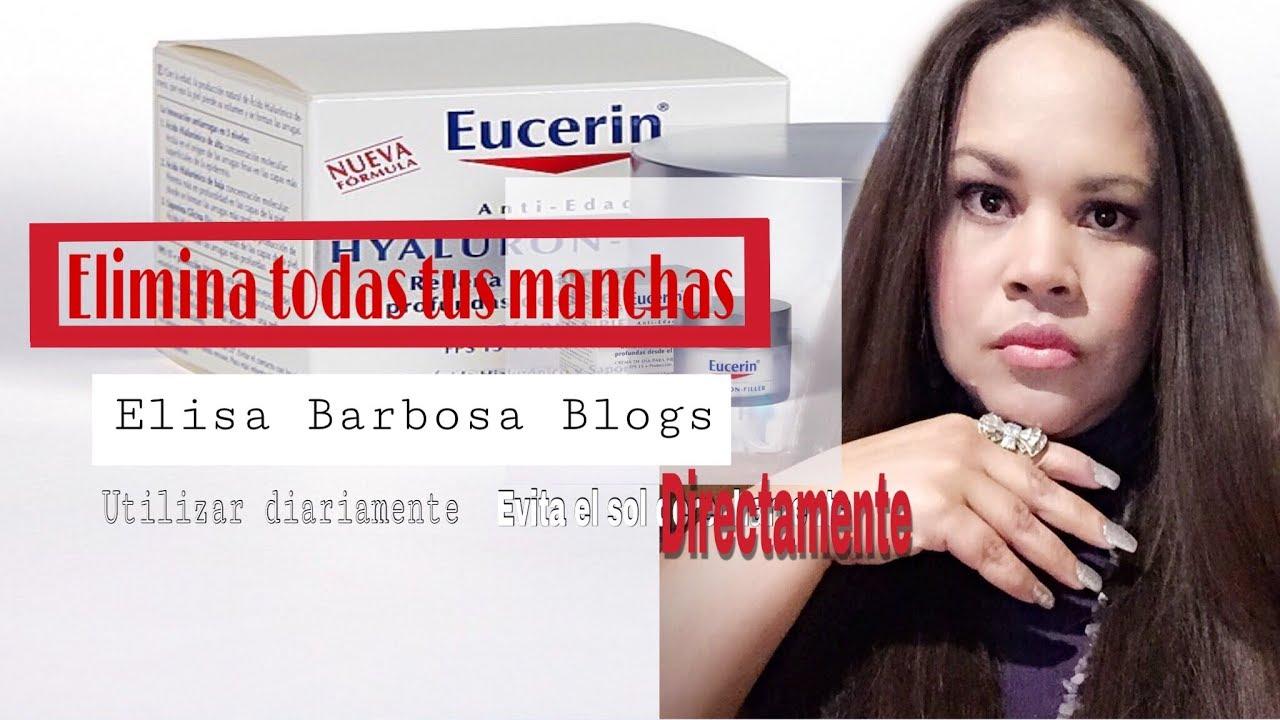 Crema Despigmentante Eucerin Ever Brighter Uso Y Opinion Personar Youtube