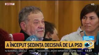 """Lider PSD: """"Întotdeauna sunt emoții la buget, că există o multitudine de interese care trebuie"""