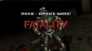 Mortal Kombat Deception Widescreen Hack Gameplay (60FPS,1080p)