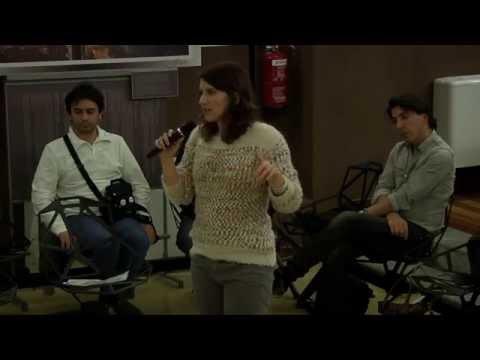 Alice Salvatore: Pastificio Agnesi - 1° plenaria M5S Imperia 21-11-2015