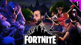 PRIMER CONTACTO | FORTNITE Gameplay Español