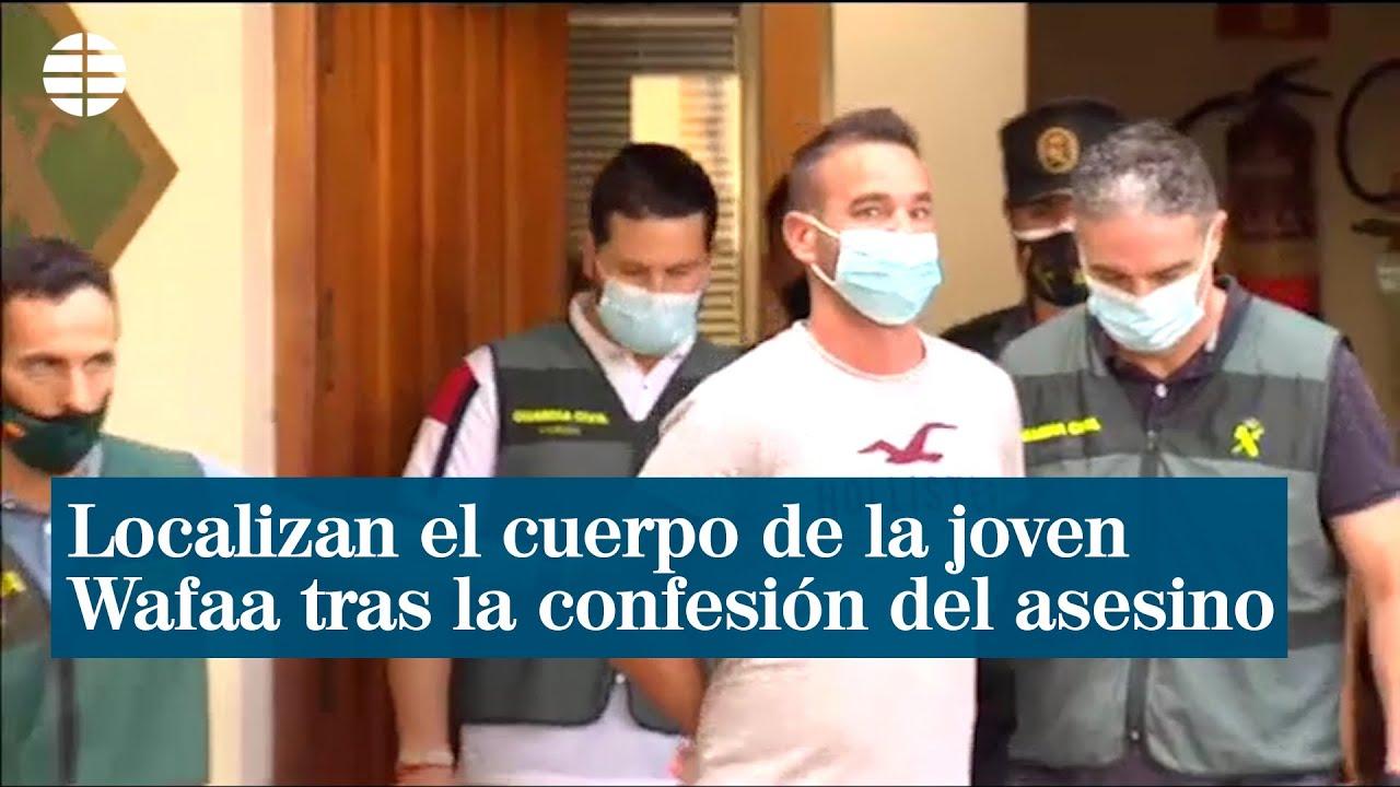 Localizan el cuerpo de la joven Wafaa tras la confesión del asesino