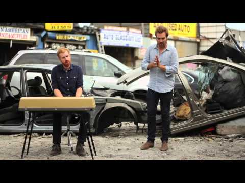 Red Wanting Blue - Stay On The Bright Side (Official Video)