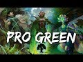Mono-Green Proliferate [MTG Arena] | Green Midrange Counters Deck in WAR Standard