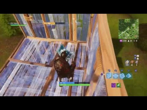How To Edit Stairs On Fortnite