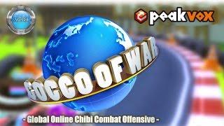 GOCCO OF WAR Gameplay 60fps