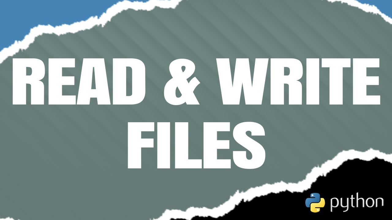 Python File Objects - How to Read & Write Files With 5 Examples