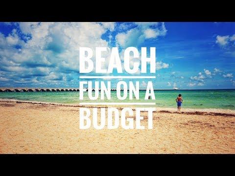 Beach Day Trip on a Budget - Progreso Yucatan
