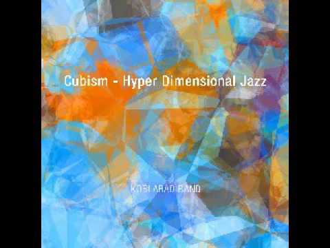 Kobi Arad Band 'Cubism - Hyper Dimensional Jazz ' Donna Lee