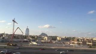 Sheikh Zayed Road from Dubai Metro | Burj Al Arab View | Dubai Diaries