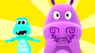 Hipporopopo - Songs for Kids | Cartoon Videos & Rhymes For Children