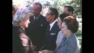 Visit to the U.S. of President-Elect Diaz Ordaz of Mexico, Nov. 1964. MP781.